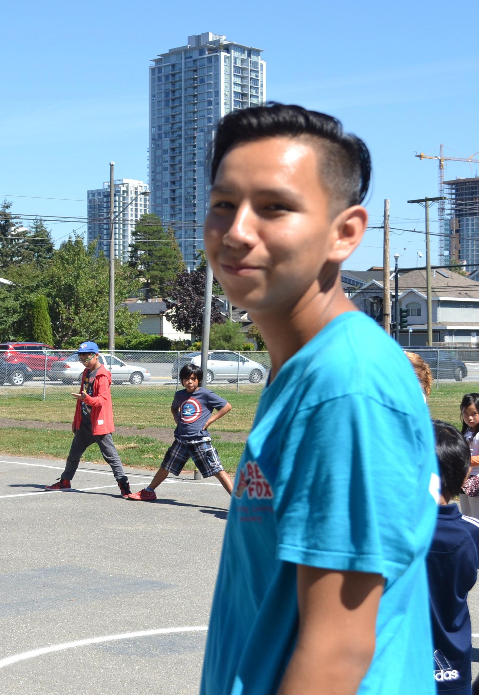 Blaine Kakakaway, Program Instructor